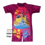 Baju Renang Anak Karakter EDAP-5001 Ungu