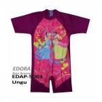 Baju Renang Anak Karakter EDAP-5003 Ungu