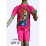 Baju Renang Anak Karakter EDAP-76 Pink