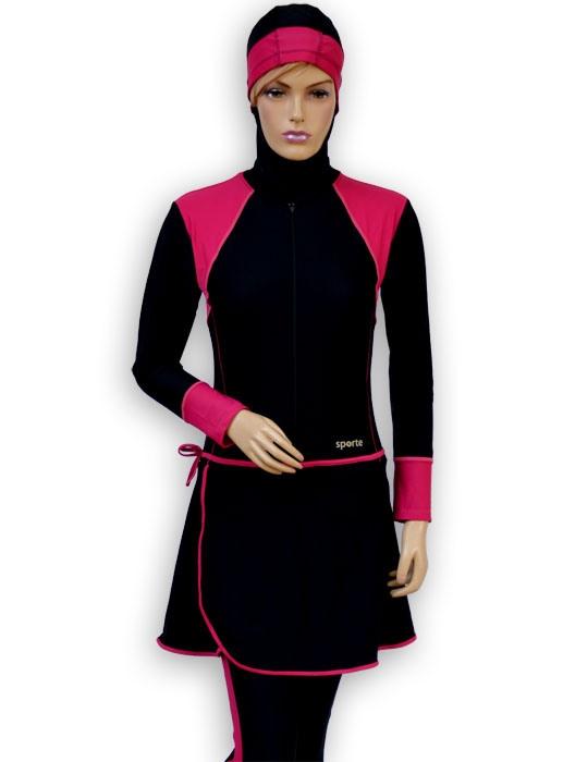 Baju Renang Muslimah SM 27 Tosca Distributor dan toko