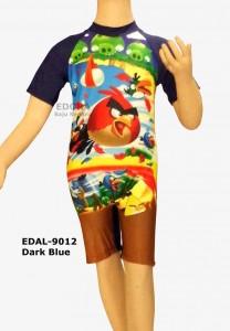 EDAL-9012 Dark Blue-baju renang anak laki murah