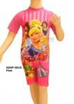 Baju Renang Diving Karakter EDAP-5010 Pink