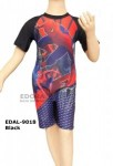 Baju Renang Diving Karakter EDAL-9018 Black
