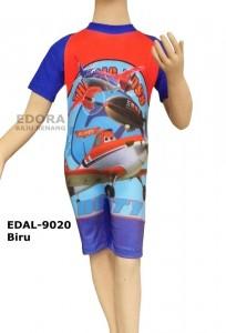 EDAL-9020 Biru-edora baju renang anak-anak laki lucu