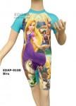 Baju Renang Diving Karakter EDAP-9100 Biru