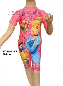 EDAP-9101-Salem-edora baju renang diving anak karakter