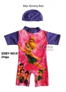 EDBY-9019 Ungu-toko edora baju renang bayi