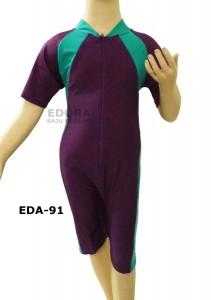 EDA-91-edora sport baju renang diving anak-anak
