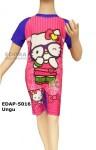 Baju Renang Diving Karakter EDAP-5016 Ungu