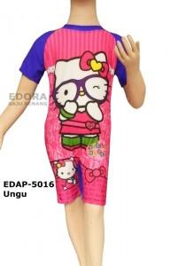 EDAP-5016 Ungu-toko edora pakaian renang anak perempuan