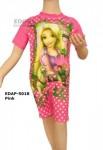 Baju Renang Diving Karakter EDAP-5018 Pink