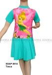 Baju Renang Diving Rok Karakter EDAP-5514 Tosca
