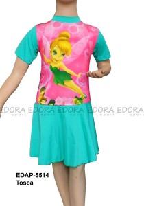 EDAP-5514 Tosca-busana renang diving rok karakter