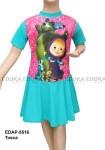 Baju Renang Diving Rok Karakter EDAP-5516 Tosca