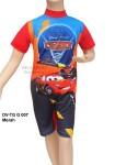 Baju Renang Anak Diving Karakter DV-TG G 007 Merah