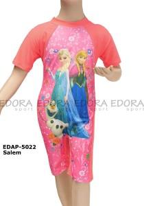 EDAP-5022 Salem-edora pakaian renang anak perempuan frozen cantik