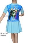 Baju Renang Anak Diving Rok RK-AK G 007 Biru Muda