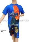 Baju Renang Diving Anak Karakter EDAL-9027 Biru