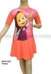 Baju Renang Diving Anak Karakter EDAP-5521 Orange