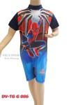 Baju Renang Diving Anak Karakter DV-TG G 006