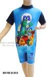 Baju Renang Diving Anak Karakter DV-TG G 013