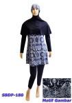 Baju Renang Muslimah SBDP-180
