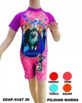 Baju Renang Anak Diving Karakter EDAP-9107 JR (5 Warna)