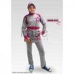Baju Senam Muslimah HBSM-002 (3 Warna)