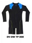Baju Renang Dewasa Diving Panjang DV-DW TP 008