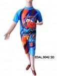 Baju renang anak diving karakter EDAL-9042