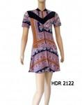 Baju Renang Semi Cover Dewasa HDR-2122