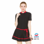 Baju Renang Semi Cover Dewasa HDR-1118