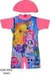 Baju renang diving bayi karakter EDBY-9056