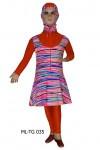 Baju Renang Anak Muslimah ML-TG 035