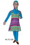 Baju Renang Anak Muslimah ML-TG 038