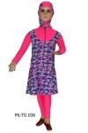 Baju Renang Anak Muslimah ML-TG 036