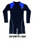 Baju renang diving DV-DW TP J 004