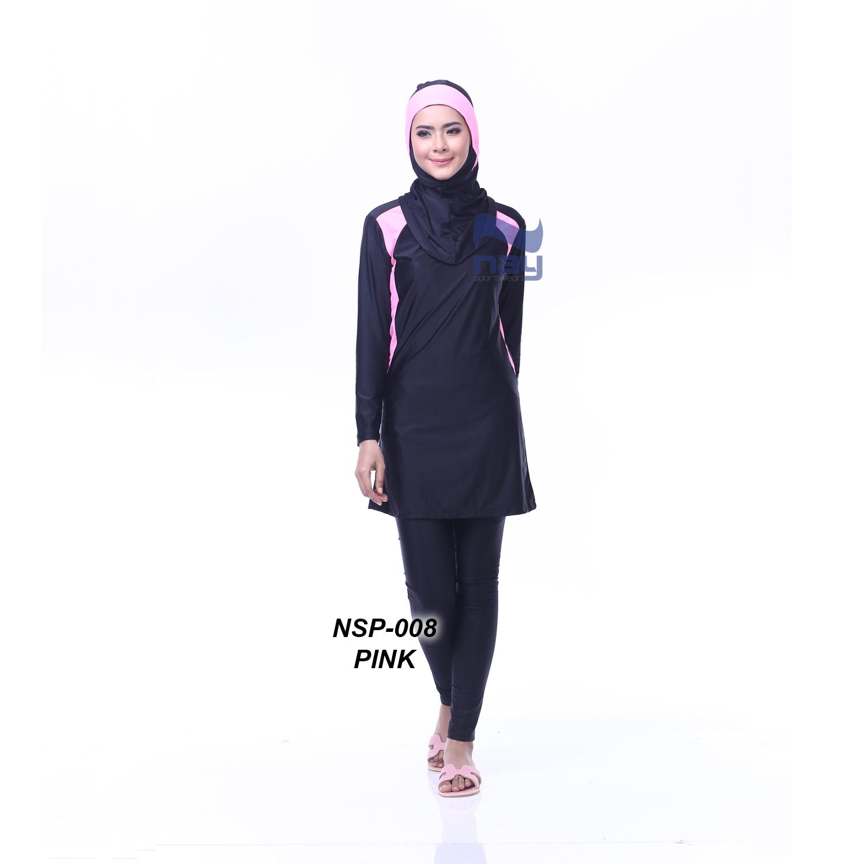 Jual Baju Renang Online Baju Renang Muslimah Nsp 008