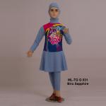 Baju Renang Anak ML-TG G 031 Siru Sapphire