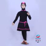 Baju renang anak muslimah ML-TG P 007