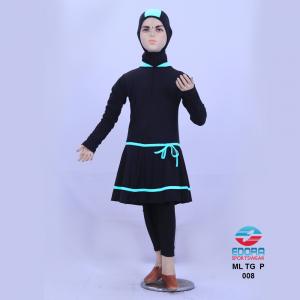 Baju renang anak muslimah ML-TG P 008 | Distributor dan toko jual baju ...
