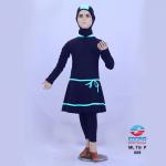 Baju renang anak muslimah ML-TG P 009