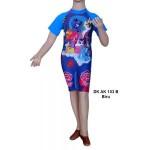 Baju Renang Diving Anak DK AK 103 B Biru