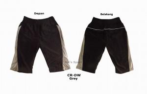CR-DW Grey-celana renang dewasa berkualitas