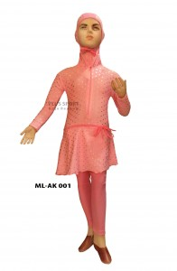 ML-AK 001-jual busana renang perempuan