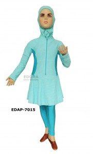 Baju Renang Muslimah Anak-Anak EDAP-7015