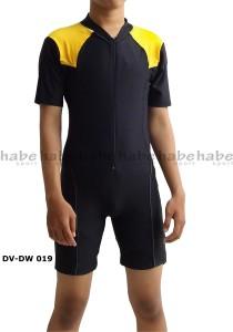 DV-DW 019-baju renang diving habe dewasa