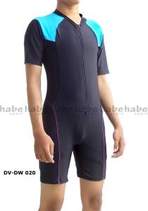 DV-DW 020-grosir baju renang diving dewasa