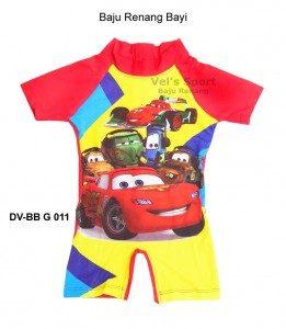 Baju Renang Bayi Karakter DV-BB G 011