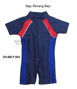 Baju Renang Bayi Karakter DV-BB P 003